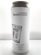 Mobberley Brewhouse 'Batch 1000' can designs
