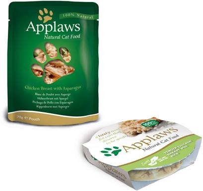 Applaws chicken cat food